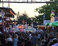 Lane County Fair 2018 (dsgetch) Tags: lanecountyfair lanecounty countyfair fair rides carnivalrides cascadia pacificnorthwest oregon pnw pnwlife willamettevalley eugeneoregon crowd