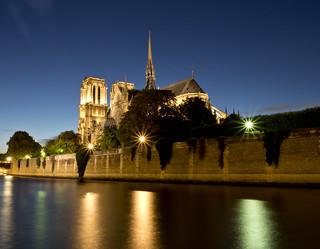my favourite blue hour shot of Paris