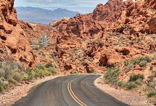 Mouse's Tank Road, Valley of Fire State Park, Nevada