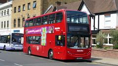 Dreams Can Come True (londonbusexplorer) Tags: metroline west dennis trident 2 adl enviro 400 te1581 lk08fnc 331 ruislip uxbridge harefield tfl london buses extremely rare working