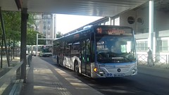 Transdev TVO Mercedes Citaro C2 DL-886-WG (95) n°6354 (couvrat.sylvain) Tags: transdev tvo mercedesbenz mercedes citaro c2 o 530 o530 bus autobus argenteuil