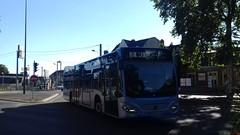 Transdev Vaux le Penil Mercedes Citaro C2 ER-941-NL (77) n°73497 (couvrat.sylvain) Tags: transdev vaux le penil mercedesbenz mercedes citaro c2 o 530 o530 bus autobus melun