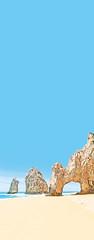 471283412 (socialmedia_vacv) Tags: beautiful tourism nonurbanscene beautyinnature coastline seaofcortes geology scenics exploration brown blue turquoisecolored traveldestinations vacations outdoors cabosanlucas mexico day season rockobject bayofwater naturalarch rockformation landscape cloudsky sky pacificocean sea wave water bluesky losarcos