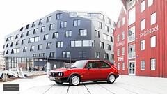 Alfa Romeo Alfasud (1984) (Torbjørn Tiller) Tags: alfaromeo alfasud alfaromeoalfasud classicitalian kystenshus bangsundbrygga tromsø tromso