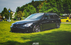 FORTYFOUR MEETING 2018 (JAYJOE.MEDIA) Tags: bmw 5 e61 touring low lower lowered lowlife stance stanced bagged airride static slammed wheelwhore fitment