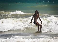 reggae (*BegoñaCL) Tags: surf hombre agua mediterráneo azul retrato playpuig begoñacl verano robado mar ola