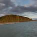 Cliffs at West Bay, Doreset (Broadchurch)