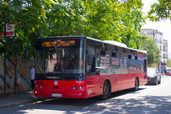 Akia Ultra LF 12 (Somi303) Tags: akia ultra lf 12 beograd bus belgrade autobus banbus voždovac linija 26 vozdovac линија аутобус бус београд вождовац банбус