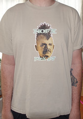 #3053A NOFX - Punk Guy Drunk In Public (Minor Thread) Tags: minorthread tshirtwars tshirt shirt vintage rock concert tour merch tan nofx punkindrublic punkguy fatwreck records charlesbronson 1994 epitaph