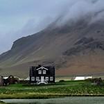 Деревня Арнарстапи. Снайфедльснес, Исландия thumbnail