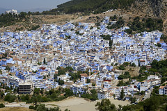 Blue Pearl (Darren Poun) Tags: chefchaouen morocco africa arabic arab traveling nikon d800 d800e f14 landscape nikkor58mm