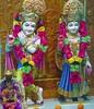 RadhaKrishna Dev Shringar Darshan on Tue 17 Apr 2018 (Dharma Bhakti Manor Daily Darshan) Tags: nar naryan narnarayan radha krishna radhakrishna harikrishna hari krushna ghanshyam maharaj shringar shayan darshan