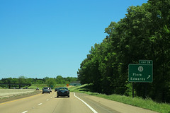 I-20 East - Exit 19 - MS22 (formulanone) Tags: mississippi ms22 22 sr22 i20 interstate20 flora edwards exit19