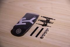 Pre-Setup (Izz Kdr) Tags: skateboard fingerboard setup
