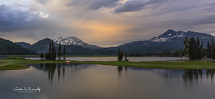 Quiet Evening at Sparks Lake (Bend, OR) (Sveta Imnadze) Tags: nature landscape sparkslake mtbachelorarea bend centraloregon or outdoors