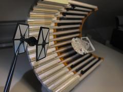 2018-06-26-22h30m52 (FarFarAway_ScaleModels) Tags: star wars sw episode7 tfa the force awakens millennium falcon milennium jakku destroyer scalebuild modell kit model makett diorama scratchbuilt scratchbuild kitbash