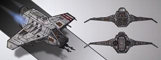 Corellian Transfer Shuttle