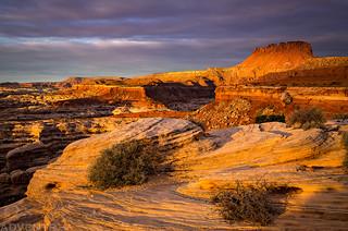 Elaterite Butte Sunrise