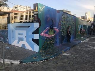Batman's Alley, Vila Madalena, São Paulo, Brazil.