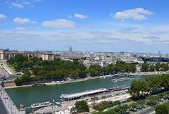 DSC_0298 (JustineChrl) Tags: paris city light holidays landscape love eiffel tower family vacances beautiful view nikon picture amour dream