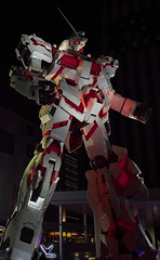 RX-0 Unicorn_A9_9585 (nabe121) Tags: 機動戦士ガンダム 機動戦士ガンダムuc unicorn gundam ガンダム rx0 ユニコーンガンダム vertwc tokyo water front city anaheim electronics mobile suit sony α9 ilce9 fe emount sonyalpha sigma 50mm f14 dg hsm art a014 mount converter mc11 sae silkypix silkypixdeveloperstudiopro8