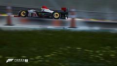 Spa Francorchamps (polyneutron) Tags: photography spa motorsport motion blur rain wet reflections