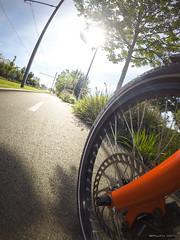 Piste cyclable (Kambr zu) Tags: ach brest erwanach kambrzu finistère bretagne tourism bike voiescyclables brestmétropole mobilitéécologique