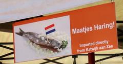 Maatjes Haring (Grenzeloos1) Tags: maatjesharing delicacy dutch herring katwijkaanzee markets brisbane