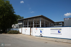 15/07/18 (Dave.Kirwin) Tags: car eastleigh ford hampshire hendy leighroad villeneuvestgeorgesway building constructionwork development