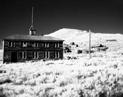 img019 (adventurcrazy) Tags: bodieca infrared bodieininfrared nationalpark ghosttown california blackwhite