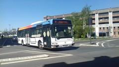 Transdev TVO Irisbus Agora Line 653 DLA 95 n°257 (couvrat.sylvain) Tags: transdev tvo argenteuil irisbusrenault agora line bus autobus carrières sur seine