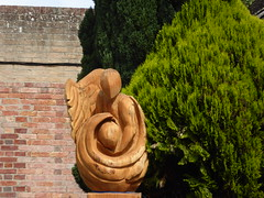 17 July 2018 Wareham (6) (togetherthroughlife) Tags: 2018 july dorset wareham wooden sculpture