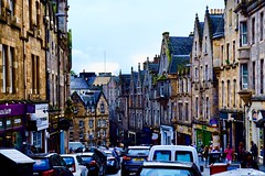 Congestion on Cockburn Street, Edinburgh (joanneclifford) Tags: scotland edinburgh oldtown cockburnstreet