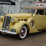 1937 Packard 1502 Convertible Sedan thumbnail