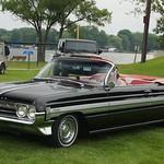 1961 Oldsmobile Starfire Convertible thumbnail
