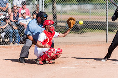 DSC_0847 (donna.hudson70) Tags: saskatoon jr diamondbacks wd plastics fastball fastpitch softball bvi bob van imp stadium gordie howe park joe gallagher field sports complex baseball james shirley