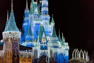 A Dreamy Cinderella Castle