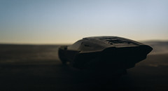 wish i had a car like that (jooka5000) Tags: cinematography spinner bladerunner2049 bedroomsciencefiction cinematic scifi sciencefiction car flying police patrol