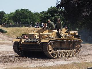 SDKFZ 142 Sturmgeschutz
