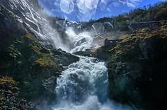 cascada de Kjosfossen (Carlos M. M.) Tags: norway noruega hdr sony sonyalpha6000 water agua cascada nature naturaleza