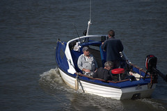 Taking the boat out at Whitby (Tony Worrall) Tags: update place location uk england north visit area attraction open stream tour country item greatbritain britain english british gb capture buy stock sell sale outside outdoors caught photo shoot shot picture captured yorkshire northyorkshire whitbyphotos whitby photographsofwhitby resort holidaytown sea boat trawl fishing candid people launch ship seaside wet water