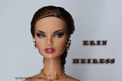 Erin Heiress (Annabeth R.) Tags: doll integrity toys fashion royalty fr nuface nu face erin salston heirloom collection heiress portrait