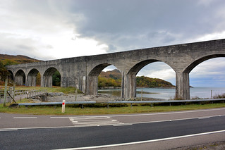 Loch Nan Uamh Viaduct ~ Horse Legend