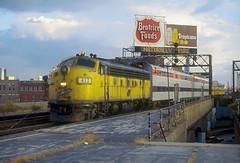 C&NW F7 412 (Chuck Zeiler) Tags: cnw f7 412 railroad emd locomotive chicago train chuckzeiler chz beatrice tropicana