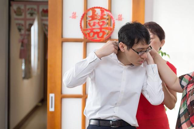 台南婚攝 大成庭園餐廳 紅樓 (7)