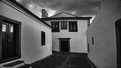 Streets of Monsaraz (Camerai) Tags: portugal monsaraz sevenwondersofportugal alentejo village town national monuments streets 7 maravilhas de – aldeias wonders villages black white