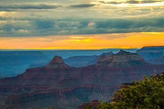 Monsoon Season North Rim Grand Canyon NP Landscape Fine Art Photography! Elliot McGucken Cape Royale Overlook Grand Canyon National Park Sunset! Breaking Storm Clouds Arizona Vista View! Nikon D800E HDR & AF-S NIKKOR 28-300mm f/3.5-5.6G ED VR Nikon Lens!