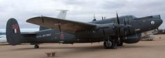 Avro Shackleton WL790 (707-348C) Tags: pimaairandspace pima tucson arizona az museum royalairforce avro shackleton wl790 avroshackleton survelance propliner prop piston contrarotating