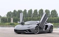 Lamborghini Aventador S. (Tom Daem) Tags: lamborghini aventador s brugge bruges