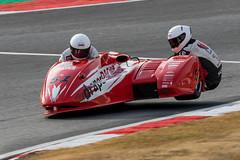 #51 Simon Gilbert and Tritton (PINNACLE PHOTO) Tags: 51 sidecare gillbert simon jacktritton fast brands kent bsb racing martinbillard cannon